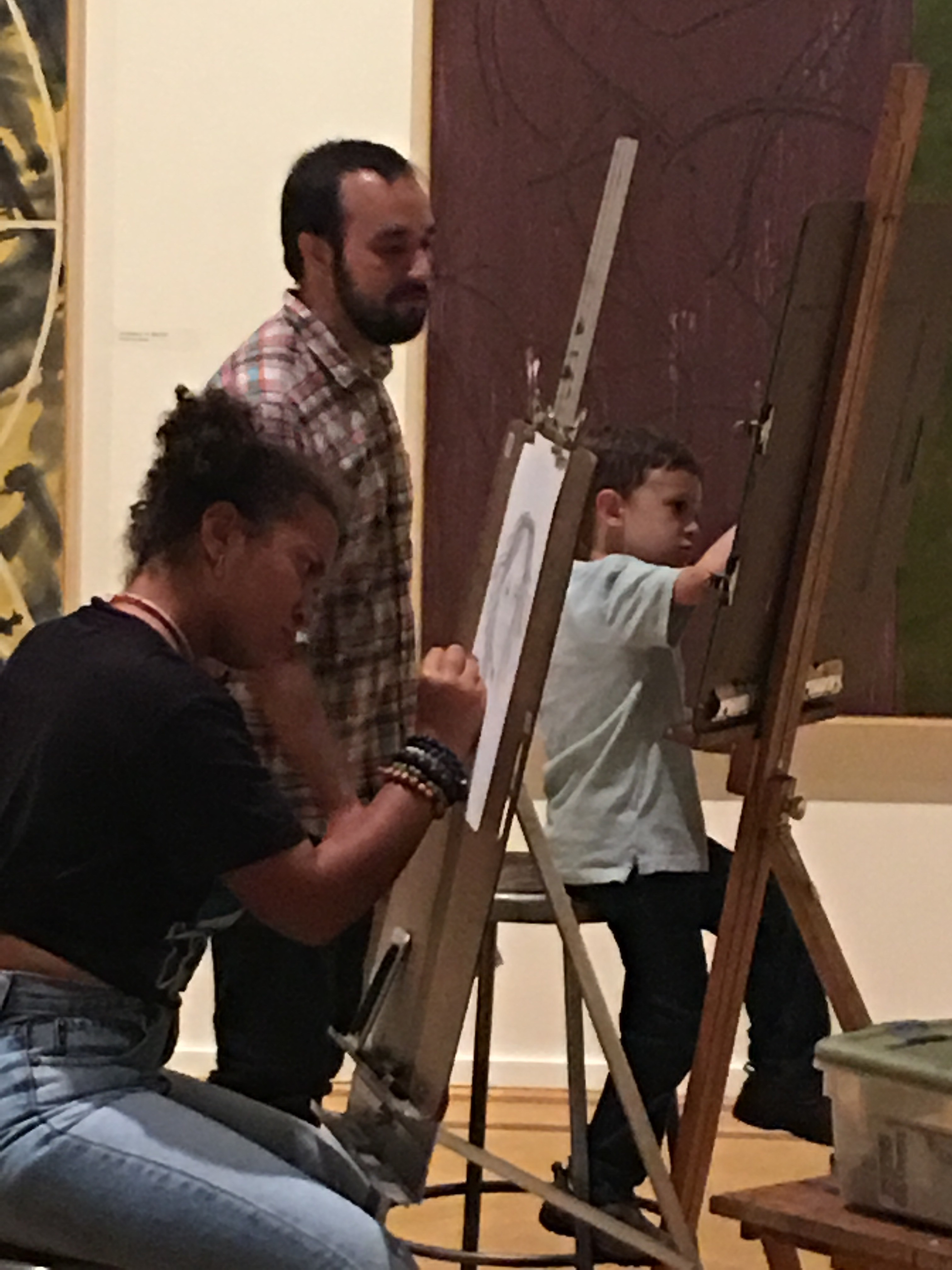 Art After Dark at the Museum