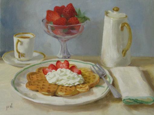 Breakfast at Tiffany Peay Jewel Box