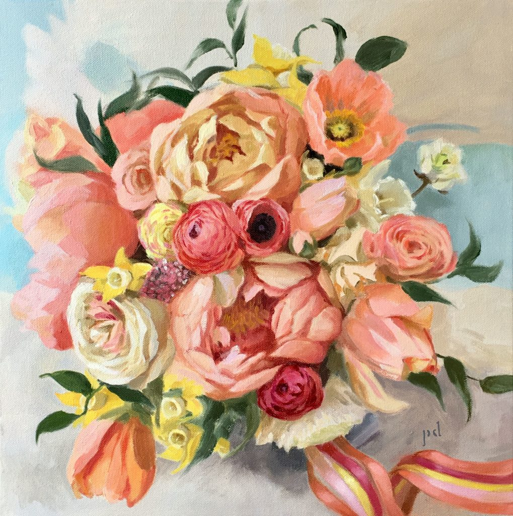 Coral Bouquet copyright 2019 Peter Dickison